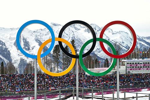 olympiske ringer